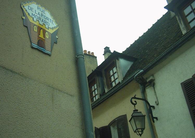 plaque morard