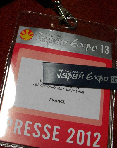 JE badge