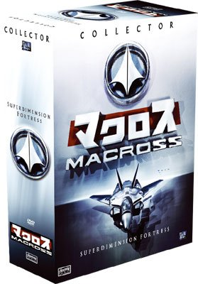 macross dvd
